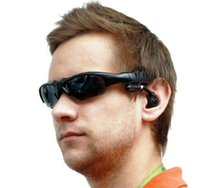 Wholesale Sunglasses Bluetooth Fashion Stereo Handfree Support Music Call Headphone Driving Easy Sun Glasses For Samsung LG HTC DHL free E014