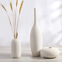ceramic crafts - European style ceramic vase piece Home Furnishing device manufacturers crafts creative Home Furnishing floral ornaments