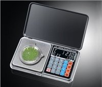 Wholesale newest Digital scale in multifunction LCD Digital precision measure G g jewelry Digital Scale calculators