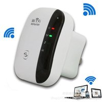 Wholesale Wireless Wifi Repeater n b g Network Router Range WIFI Extender m dbi Antennas Signal Boosters