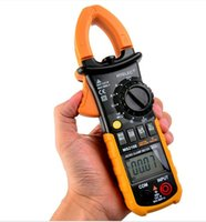ac dc current clamp fluke - MS2108 Digital Clamp testing True RMS AC DC Current Clamp Meter equal to FLUKE F317