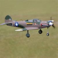 bell motor - FMS P P39 Hells Bells mm Racing High Speed PNP RC Airplanes Cheap rc petrol airplane