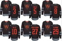 aaron hockey - Men s North America World Cup of Hockey Nathan MacKinnon Ryan Nugent Hopkins J T Miller Jacob Trouba Aaron Ekblad Seth Jones Jersey