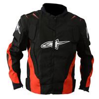 alpine winter jacket - Alpine Stars Waterproof Motorcycle Jacket Racing Clothes Motorrad Protektorenjacke Full Body Armor Jacket Winter