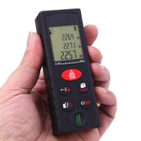 Wholesale best price m m m m ft Mini Laser Digital Distance M laser rangefinder distance measurer laser range meter