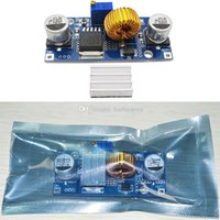 Wholesale XL4015 DC DC Step Down Adjustable Power Supply Module LED Lithium Charger B00314 FASH