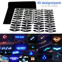 Cheap PS4 decal light bar LED controller sticker cover Playstation 4 light bar LED cover PS4 controller LED cover free shipping
