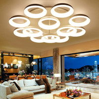 artistic bedrooms - Dimmable ceiling lights led modern simple elegant romantic artistic pendant light fixture for living room bedroom led ceiling lights CE ROHS