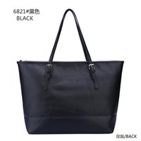 Wholesale European and American fashion handbags leather bag lady cross pattern tote bag shopping bag Commuter Bag