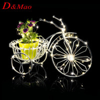 Wholesale 10m Leds string Copper Wire Light AA Battery Waterproof Led String light Wedding Holiday Christmas Lights Decoration Lamps