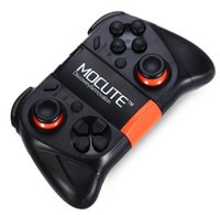 Wholesale MOCUTE Bluetooth Wireless Joystick Gamepad Game Controller for Android iOS Windows Smartphone TV Box Tablet PC
