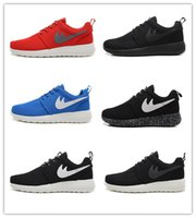 Wholesale 2016 new Roshe Run Shoes Fashion Men s Women s Roshe Running London Olympic Walking Sporting Shoes Sneakers