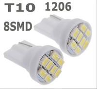 Wholesale 200pcs T10 smd led light smd smd bright Auto led car led lighting t10 W5W wedge led auto lamp