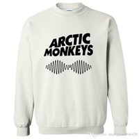 arctic monkeys clothing - Female Black Arctic Monkeys Letter Printed Sweatshirt Women Winter Fall Pullover Print Fashion European Style Clothes Rock Music