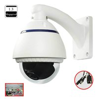 Cheap 2 Mega pixel Wide Angle HD SDI Outdoor Camera 130 Degree Fisheye 1080P Security Camera Vandalproof Dome Camera