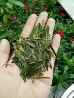 Wholesale 250g New Spring Chinese Longjing Green Tea Long Jing Dragon Well Green Tea Food
