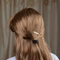 Wholesale New Style Fashion Hair Jewelry Individual Simple Gold Silver Color Hair Comb Wedding Hair Accessories For Lady Girls