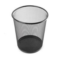 bedroom waste bins - New Premier Colourful Metal Mesh Waste Paper Basket Bedroom Office Rubbish Bin Colors