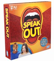 Wholesale Speak Out Board Game set card game price hasbro gaming toys UK and US Christmas Gift