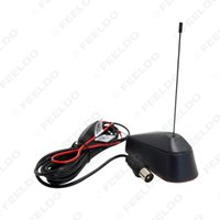 Wholesale 10set IEC Active aerial with built in amplifier for digital TV easy to install guarantee quality