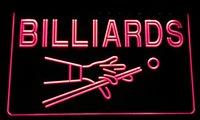bars pool table - LS193 r Billiards Pool Room Table Bar Pub Light Sign jpg