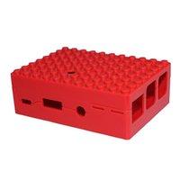 Wholesale MULTICOMP PiBlox Enclosure Compatible with Raspberry Pi Model B Pi Model B and Pi Model B