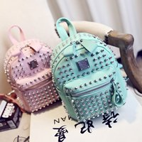 Wholesale Spring summer spring summer new style shoulders bags female Han Banchao three female street mini rivet bag