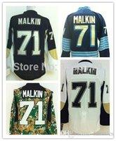 authentic malkin jersey - 2016 Pittsburgh Evgeni Malkin Jersey Penguins Ice Hockey Jerseys Authentic Stitched Logos Sport Shirt