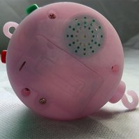 Wholesale Automatic Newborn Baby Bed Bell Crib Mobiles Illuminate Type Tunes Songs Baby Musical Crib Bed Toys BabyRoom Mobiles