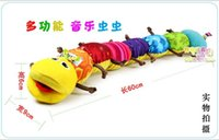 babies sing - Hot Lamaze Musical Inchworm Baby toys Singing Plush Garden Bugs plush baby toys Educational toy Christmas Xmas Gift