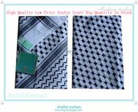arafat scarves - 2016 new fashion men jacquard scarf arab shemagh arafat scarves men headband online superior qualtiy low price HQ030