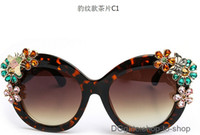 Wholesale With the original packaging flower eye glasses New Arrive Style
