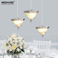 Wholesale 2016 New Lighting Modern LED Acrylic chandelier for Living room Hotel Restaurant LED lamparas lustre hanging suspension lamp