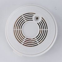 Wholesale Manufacturer best pirce V battery portable smoke detector home use fire alarm