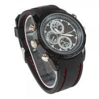 Wholesale GB SC Sport Waterproof Watch Camera Mini DVR DV Hidden Digital Video Recorder
