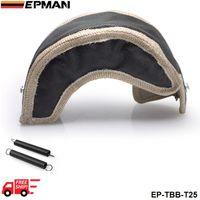 Wholesale Tansky EPMAN Exhaust Turbo Blanket Wrap Heat Shield Beanie For Turbocharge T25 T28 gt28 gt30 gt35 t37 t3 EP TBB T25