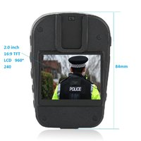 auto body videos - WZ5 Police HD IP56 Body Video Body Worn Camera for Law Enforcement wireless hidden mini camera Auto night Vision Russian Language