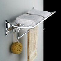 bathroom fittings and accessories - Zinc and Stainless Steel Towel Rack Bathroom Accessories Bathroom Fitting Towel Horse WF