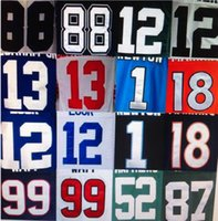 andrew luck shirt - discount J J Watt Aaron Rodgers Dez Bryant Peyton Manning andrew luck Cam Newton Odell Beckham Jr men game sport jerseys shirt