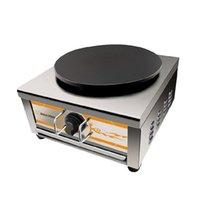 Wholesale VGP Commercial Gas Crepe Maker Single Head Crepe Pancake Fruit machine