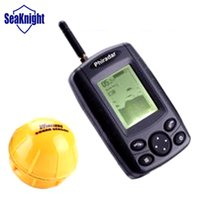Wholesale 200ft m Portable Wireless Fish Finder Sonar Fishfinder Fishing Finder