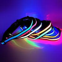 Wholesale USB charging LED flashing girdle LEDWG02 A Nocturnal cycling mountaineering outdoor essential