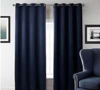 Wholesale Retail Cheap New Made in China Blackout Simple Style Window Curtains European Style Window Curtain