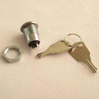 Wholesale 100 sets Electric Key switch Power On Off lock unlock keys Terminal connector key lock power switch