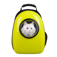 Wholesale pet Patent Bubble CarriersTravel Portable Backpack Dog Carrier for cat toys Hard internal