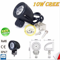 atv products - 2016 new products X W Cree LED Work Light Spot Lamp Driving Fog V Car x4 Motorcycle Boat ATV