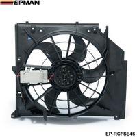 Wholesale EPMAN Radiator Condenser Cooling Fan Brushless Motor For BMW Series E46 i i i EP RCFSE46