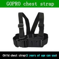 adjustable video camera mounts - Tripod Accessories Tripods Junior Adjustable Chest Belt Strap Chest Mount Harness GoPro HD Hero SJ4000 SJ9000 Sport Action