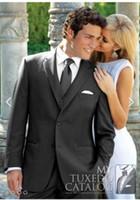 best men s blazers - 2016 New Men s Groom Tuxedos Wedding Suits Bridal Best Man Suits Business Blazer