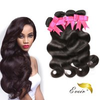 Wholesale Excellent Low Price Brazilian Body Wave Virgin Hair With Bundles Brazillian Virgin Human Hair Can Be Dyed A Tangle Free Hair Wefts
